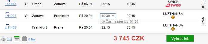Mauricius z Prahy za 11 851 Kč