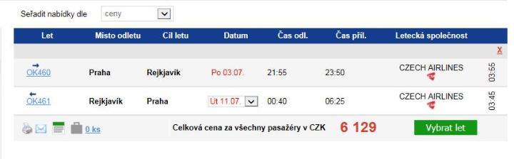 Island na léto z Prahy - 6129 Kč