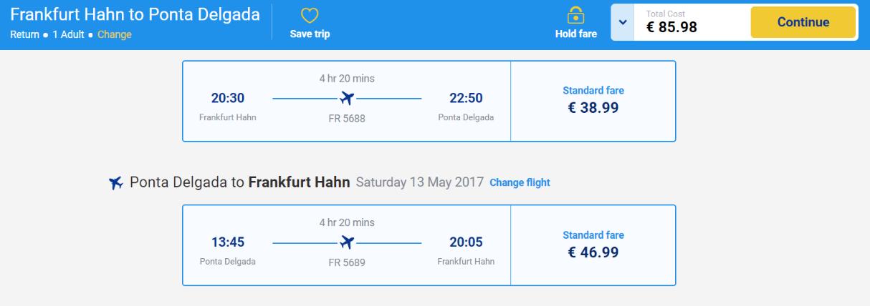 Azory z Frankfurtu - 2298 Kč
