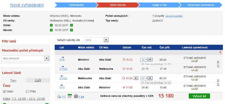 Austrálie - Melbourne - 15180 Kč