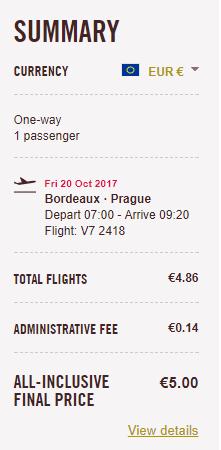 Francie - Marseille / Bordeaux z Prahy za 888 Kč